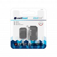 "Муфта репараторная 3/4""-1/2""  (ABS/PC) ""CELLFAST"""
